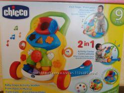 Chicco Ходунки-центр игровой развивающий