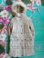 Куртка- пальто на девочку 11-12 лет Next