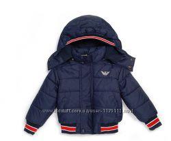 Деми куртка Armani, Polo, Ferrari, moncler от 2 до 6 лет