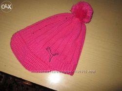 PUMA шапка оригинал, очень классная