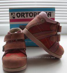 Ботинки Ortopedia демисезонные 18 размер