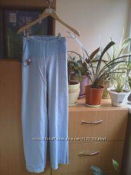 Продам брюки для беременных Размер 40  лён. БУ