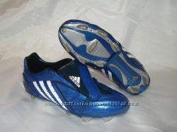 Фирменные бутсы Adidas Predator копы, копочки, бампы trx sg