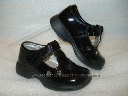 Фирменные туфли Adams Kids кожаные