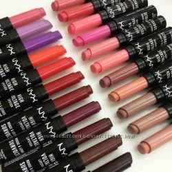 Помада NYX High Voltage Lipstick, Оригинал, США