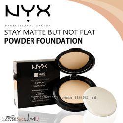 Матирующая пудра NYX Stay matte but not flat