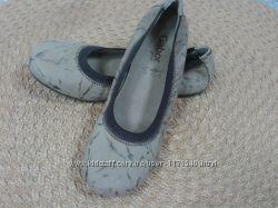 Туфли Gabor, р. 35, новые, натуральная кожа