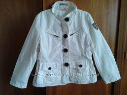 Куртка-пиджак Италия, р. 125 фирма Brums. школа