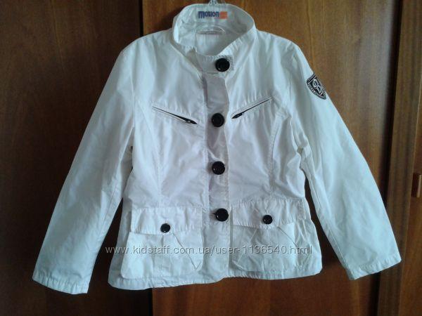 Куртка-пиджак Италия, рост. 125 см фирма Brums. школа