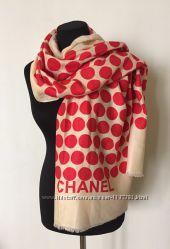 Женский шарф брендовый Шанель