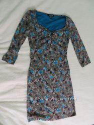 Платье MIXAGE, платье в офис, лёгкое платье