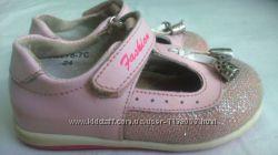 Детские туфельки Calorie 24 размер
