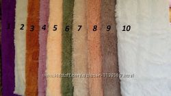 QILI home textile Меховые покрывала длинны , пледы Покрывала длинный ворс 5