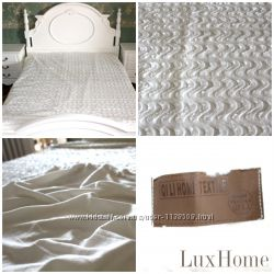 Белый волна двухсторонний плед, одеяло, покрывало