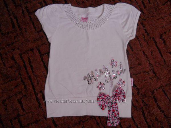 Красивые футболки на девочку