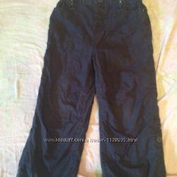 Штаны катоновые для мальчика  размер на рост 98 см