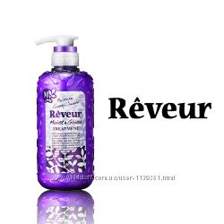 Японский кондиционер для волос Reveur Moist&Gloss. Увлажнение и Блеск 500 мл