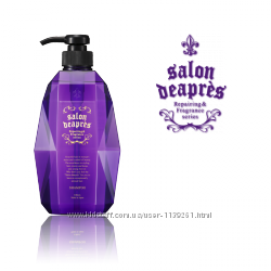 Японский шампунь Salon Deapres без силикона 630 мл