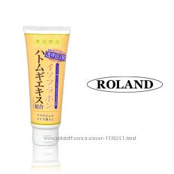 Японский гель для умывания с изофлавоном и экстрактом бусенника Roland 140