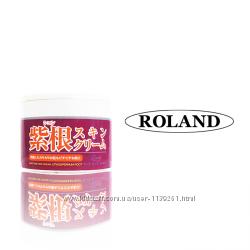 Японский крем для тела увлажняющий с воробейником Roland 220 мл