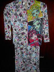 пижамы на 7-8 лет и 10 лет