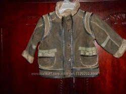 Куртка-пилот 18-24 мес.