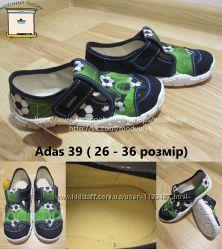 Тапочки сандалі на хлопчика Vi-GGa-Mi Польща Adas 39 р. 26-36 Капці Сандали