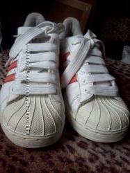 Adidas Кроссовки Adidas Superstar, кожаоригинал р. 39,