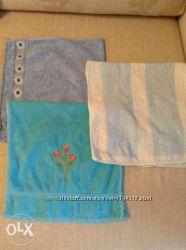 Банные полотенца и полотенца для лица