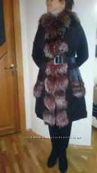 Итальянский пуховик пуховое пальто