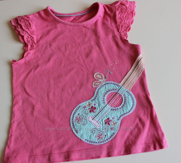 Нарядная футболочка MOTHERCARE 2-3 года