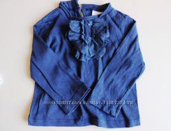 Реглан синий ZARA 6-9 месяцев