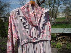 Нарядное, красивое платье для беременных и кормящих мамочек