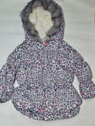 Модные куртки PRIMARK  для девочек размер 92