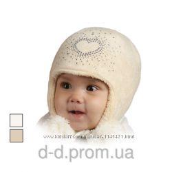 Красивые зимние шапочки для девочек