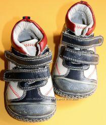 Ботинки деми  размер 20