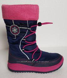 Термо обувь B&G R191-1206A девочке 33-38р