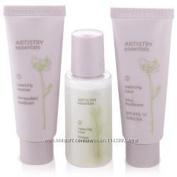 ARTISTRY essentials Мини система для поддержания баланса кожи