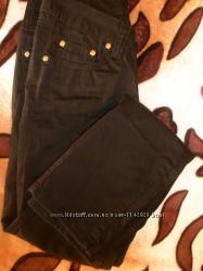 Коттоновые брюки