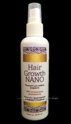 Густые длинные волосы с HAIR GROWTH NANO