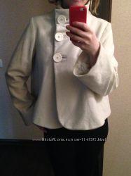 Пелерина, куртка ATMOSPHERE кофе с молоком