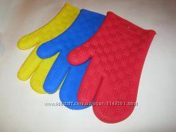 Кухонная силиконовая  перчатка