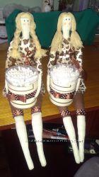 Тильда, практичная кукла