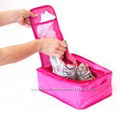 Органайзер для обуви в зал, для путешествий