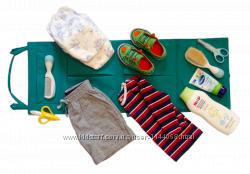 Подвесной органайзер для шкафчика в детский сад