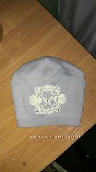 Зимняя шапка, женская, зима, теплая, бандана, завязка сзади