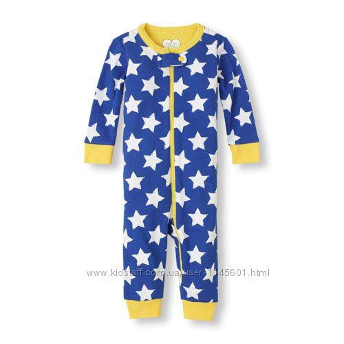 Пижамы, человечки  для малышей.