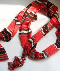 Трикотажный шарфик
