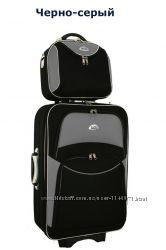 чемодан супер качество польща безкейса