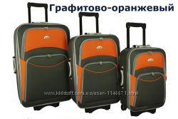 чемодан супер качество польща большой 725